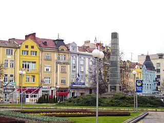 Pleven Zentrum