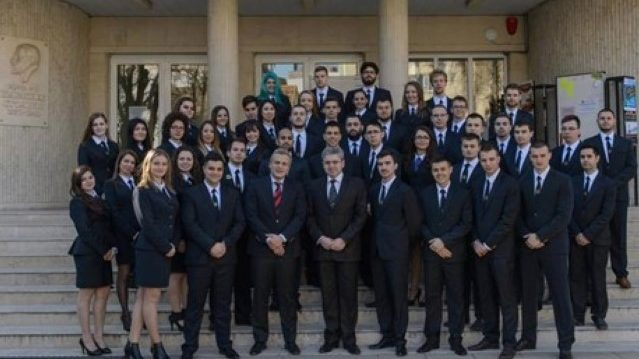 MU Varna Medizinfakultät Empfang neue Studenten 3