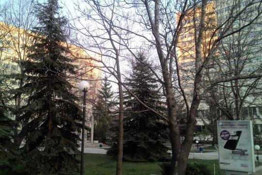 Campus 22A Medizinische Universität Sofia