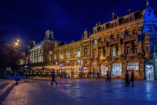 Plovdiv: das Stadtzentrum