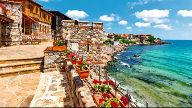 Bulgarien Varna Schawarzmeerküste