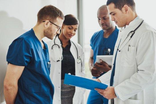 Internationale Erfahrung Ärzte