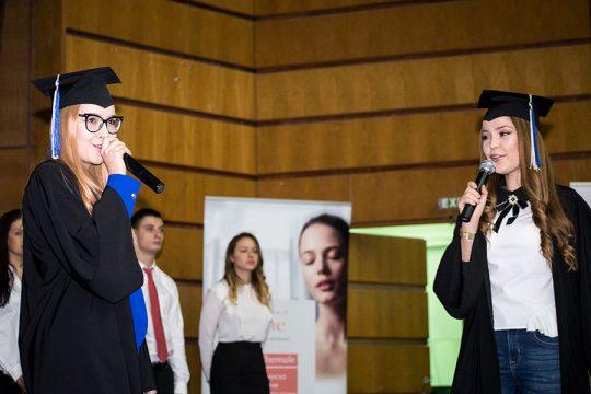 Zeugnisvergabe Medizinische Universität Sofia 8
